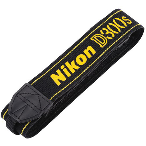 Nikon AN-DC4 Replacement Neck Strap for D300s DSLR