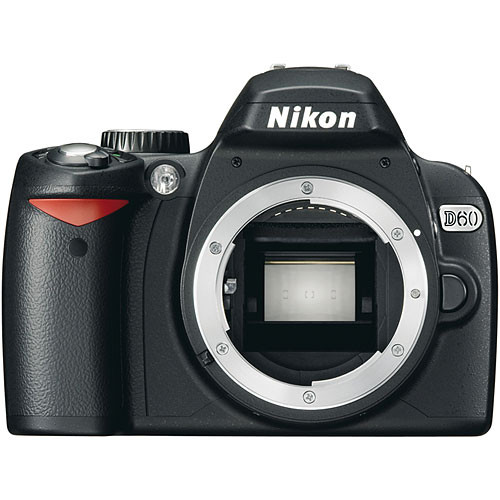 Nikon D60 SLR Digital Camera