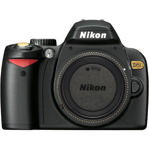 Nikon D60 SE SLR Digital Camera (Body Only)