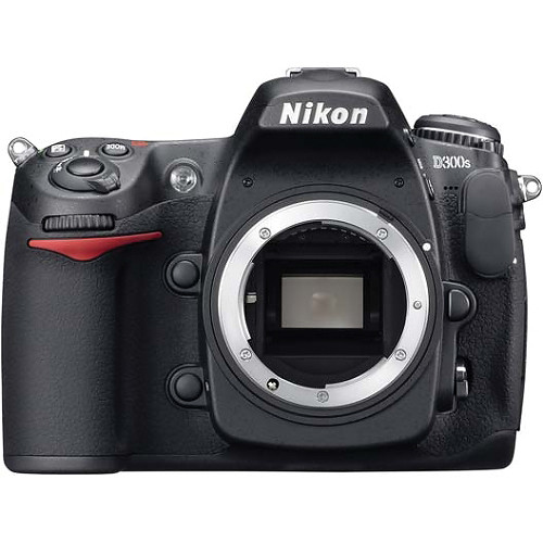 Nikon D300S DSLR Camera (Body Only)
