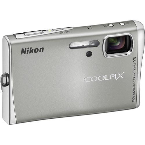 Nikon Coolpix S51c, 8.1 Megapixel, 3x Optical/4x Digital Zoom, Digital Camera