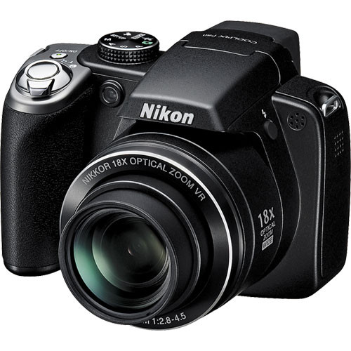 Nikon Coolpix P80 Digital Camera