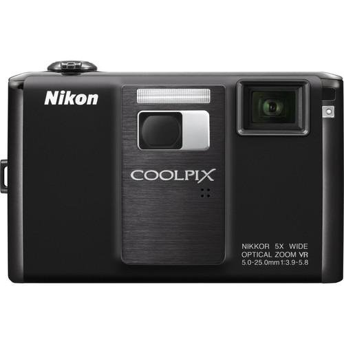 Nikon CoolPix S1000pj Digital Camera with Built-in Projector