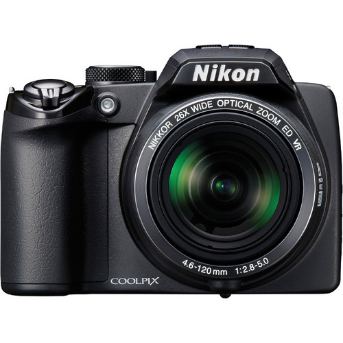 Nikon CoolPix P100 Digital Camera (Black)