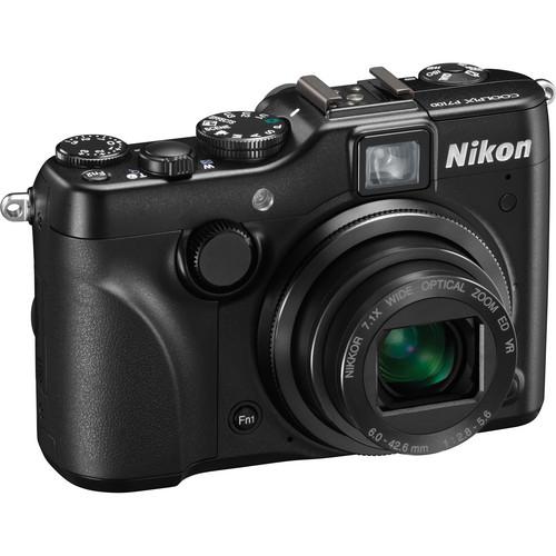 Nikon COOLPIX P7100 Digital Camera