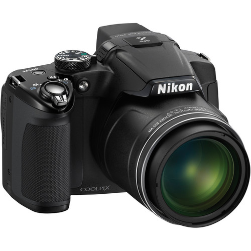 Nikon COOLPIX P510 Digital Camera (Black)