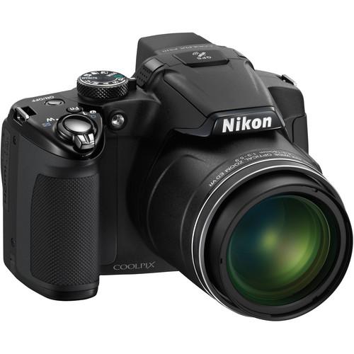 Nikon COOLPIX P510 Digital Camera (Black)