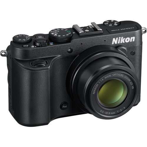 Nikon COOLPIX P7700 Digital Camera (Black)
