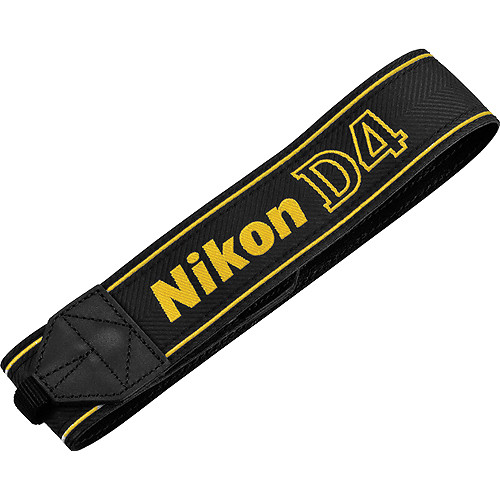 Nikon AN-DC7 Replacement Neck Strap for D4 DSLR