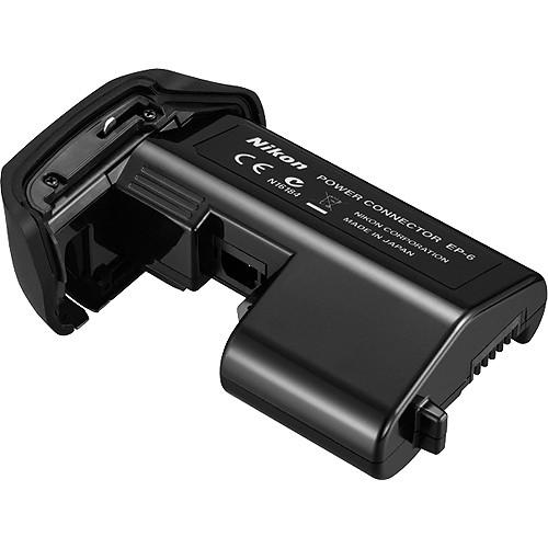 Nikon EP-6 AC Power Connector For Nikon D4