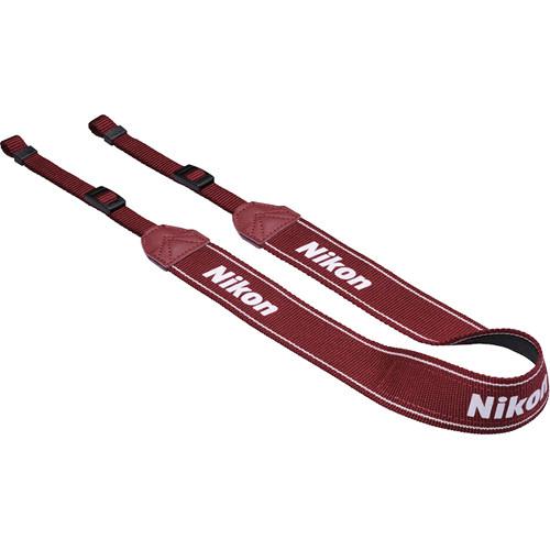 Nikon AN-DC3 Camera Strap (Red)