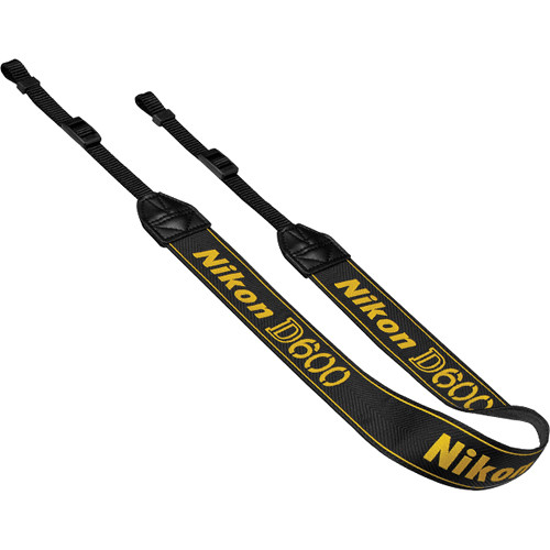 Nikon AN-DC8 Replacement Neck Strap for D600 DSLR