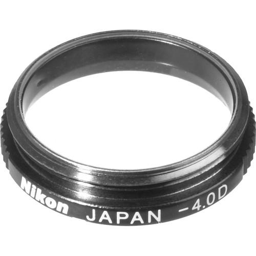 Nikon -4 Diopter for FM3A, FM2, FM, FE2, FE & FA