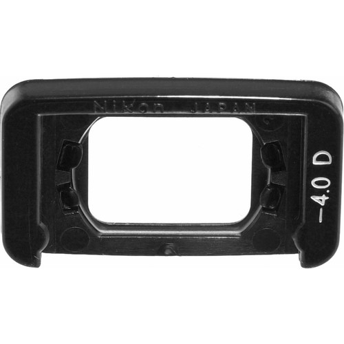 Nikon DK-20C Correction Eyepiece for Rectangular-Style Viewfinder (-4.0)