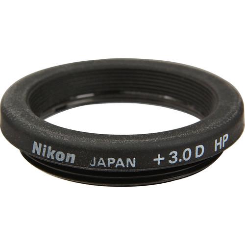 Nikon +3 Diopter for N8008, N90, N90s & F100 Cameras