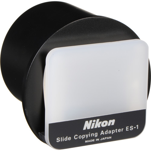 Nikon ES-1 Slide Copying Adapter