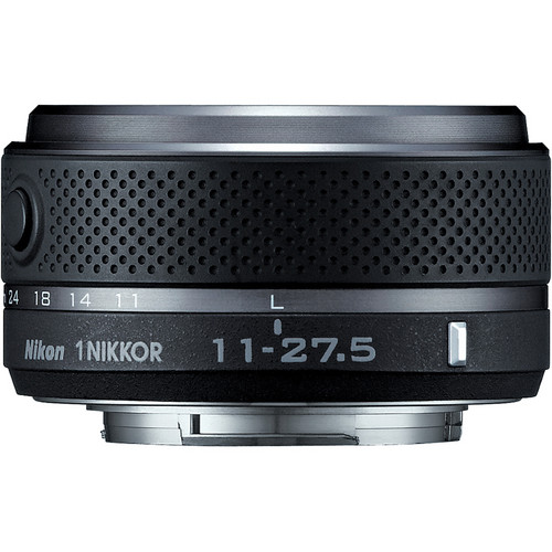 Nikon 1 NIKKOR 11-27.5mm f/3.5-5.6 Lens (Black)