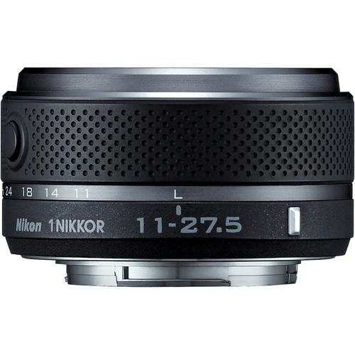 Nikon 1 NIKKOR 11-27.5mm f/3.5-5.6 Lens (Black)