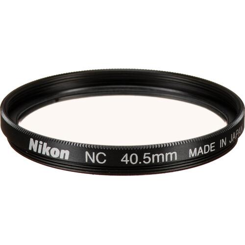 Nikon Neutral Clear Filter (40.5mm)