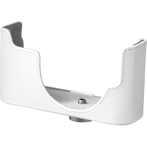 Nikon Leather Body Case ONLY for the Nikon N 1 V1 Digital Camera (White)