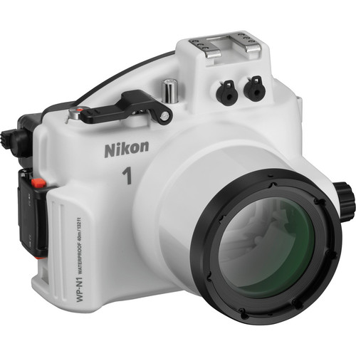 Nikon WP-N1 Waterproof Housing for Nikon 1 J1 / J2 Digital Camera