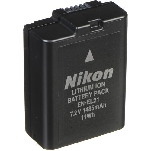 Nikon EN-EL21 Rechargeable Li-Ion Battery