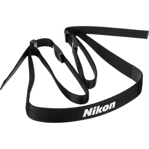 Nikon AN-7 Nylon Strap for Eveready Case (Black)