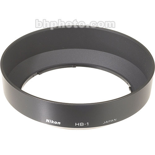 Nikon HB-1 Bayonet Lens Hood