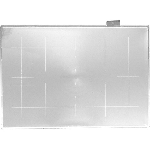 Nikon E Focusing Screen for F6 - Matte with Grid, AF Marks & 12mm Center Circle