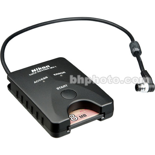Nikon MV-1 Data Reader