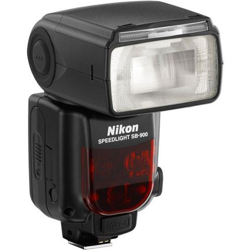 Nikon SB-900 AF Speedlight (Refurbished)
