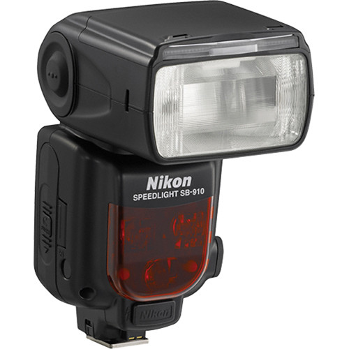 Nikon SB-910 AF Speedlight (Refurbished)