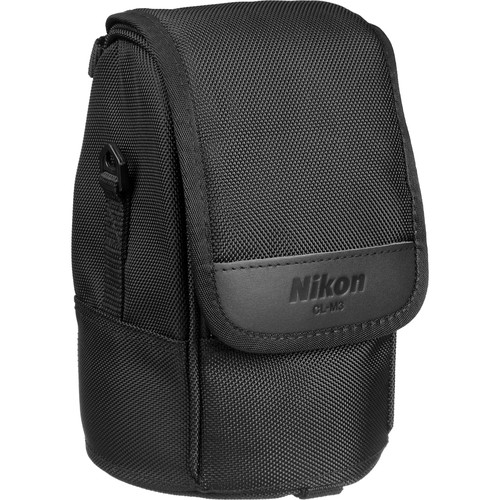 Nikon CL-M3 Lens Case (Black)