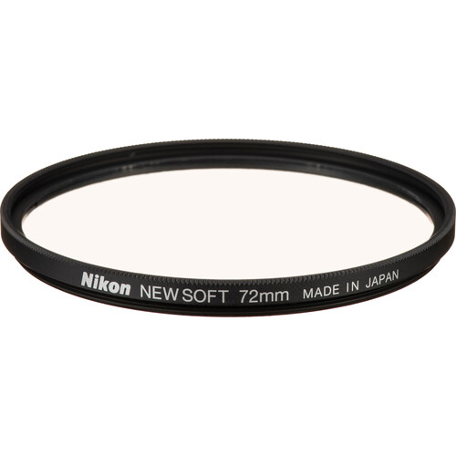 Nikon 72 Soft Focus Filter