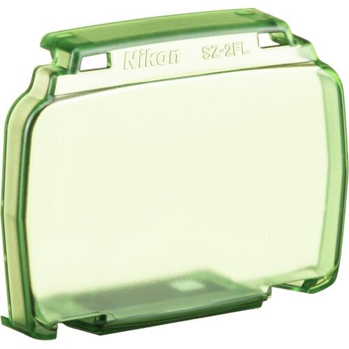 Nikon SZ-2FL Fluorescent Filter for SB-900 / 910 Speedlights (replacement)