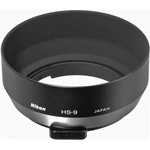 Nikon HS-9 Lens Hood (52mm Snap-On) for 50mm f/1.4 AIS