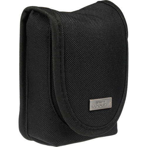 Nikon Coolpix P-Series Fabric Case (Black)
