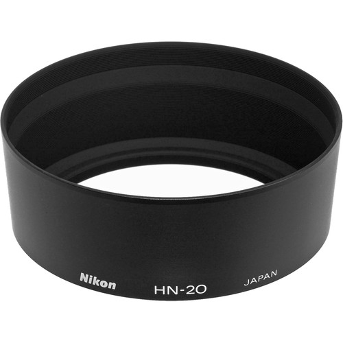 Nikon HN-20 Lens Hood (72mm Screw-On) for 85mm f/1.4 AI-S Lens