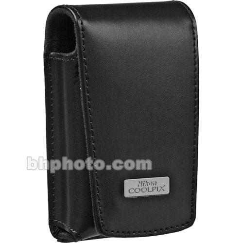 Nikon S Series Leather Case