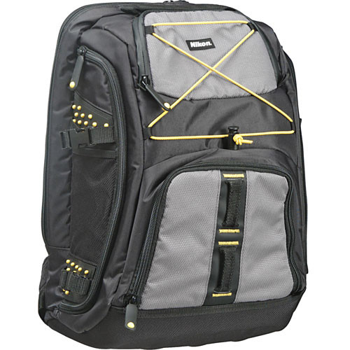 Nikon 5877 Impact and Weather Resistant Backpack (Dark Gray)