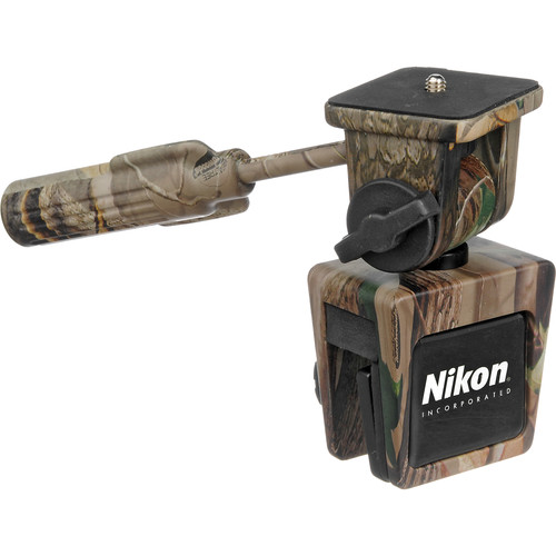Nikon Car Window Mount - Camo