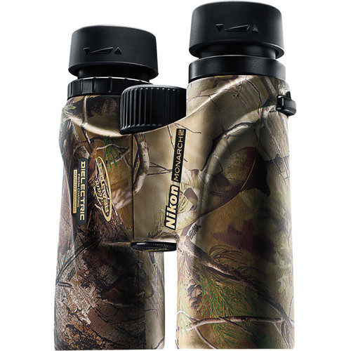 Nikon Monarch 5 10x42 Binocular (Real Tree Camo)