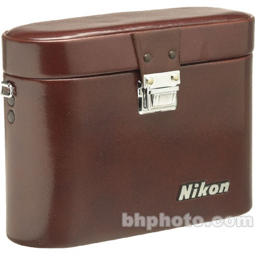 Nikon Classic Hard Leather Case for 7x35 & 10x35 E Series (Replacement)