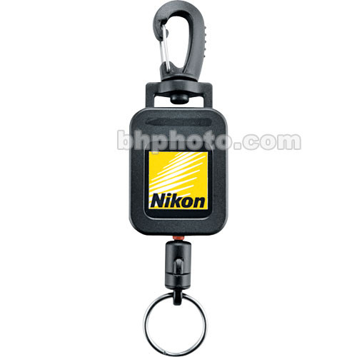 Nikon Retractable Rangefinder Tether (Black)