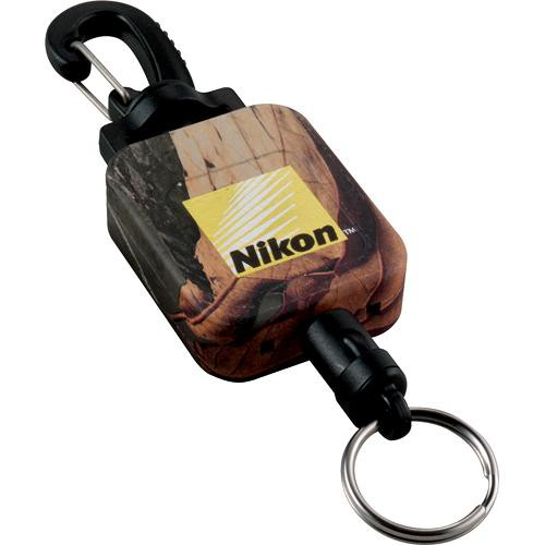 Nikon Retractable Rangefinder Tether (Team REALTREE Hardwoods Green HD Camouflage)