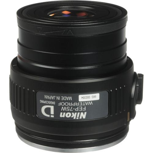 Nikon 60x/75x Wide Fieldscope Eyepiece