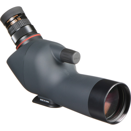 Nikon Fieldscope ED50 13-30x50 Spotting Scope (Angled Viewing)