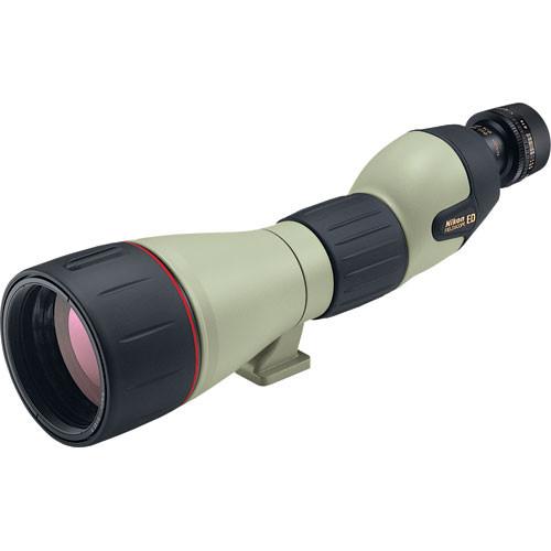 Nikon Fieldscope 25-75x82 ED Spotting Scope (Straight Viewing)