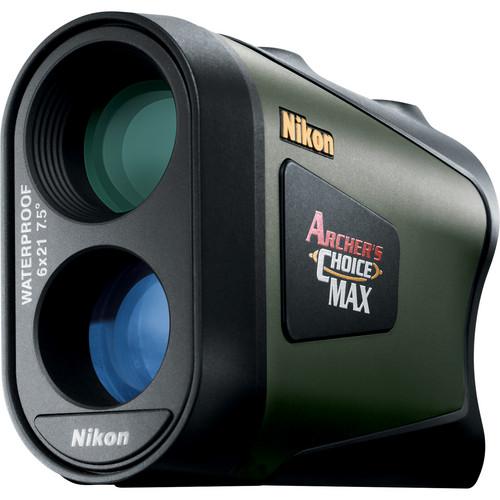 Nikon Archer's Choice MAX 6x21 Laser Rangefinder