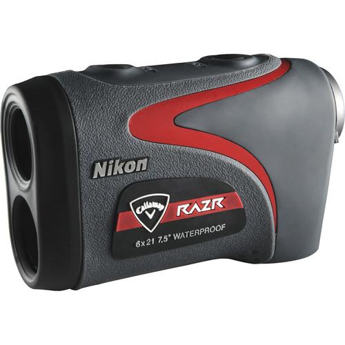 Nikon 6x21 Callaway RAZR Laser Rangefinder